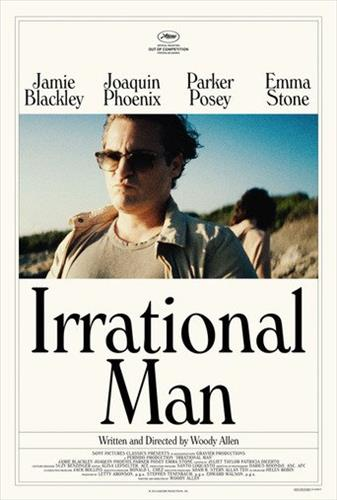 Affisch för Irrational Man
