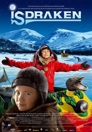 Affisch för Isdraken