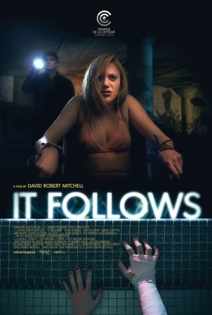 Affisch för It Follows
