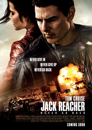 Affisch för Jack Reacher: Never Go Back
