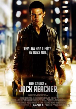 Affisch för Jack Reacher