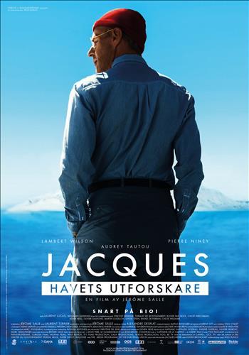 Affisch för Jacques - Havets Utforskare