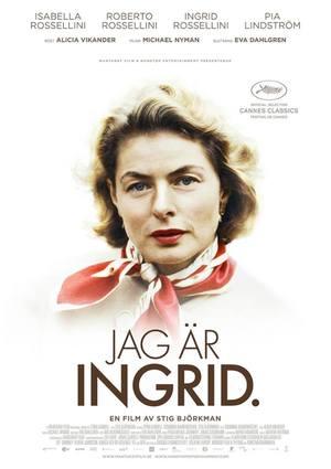 Affisch för Jag Är Ingrid