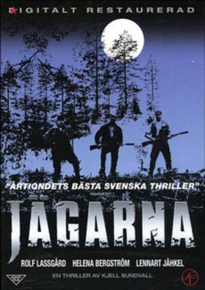 Affisch för Jägarna