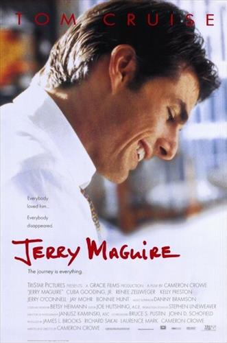 Affisch för Jerry Maguire