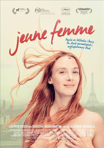 Affisch för Jeune Femme