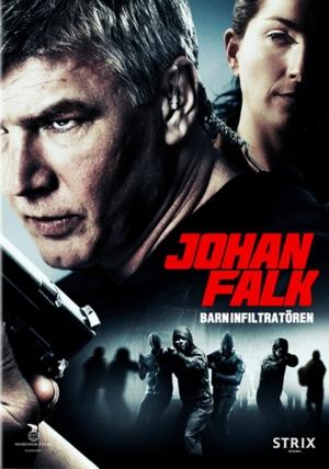 Affisch för Johan Falk: Barninfiltratören