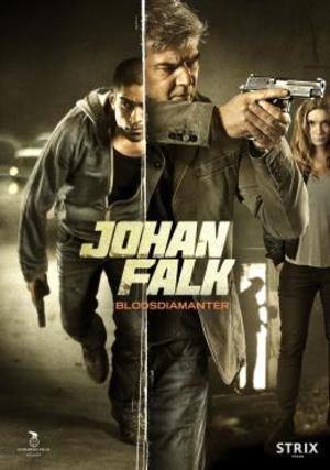 Affisch för Johan Falk: Blodsdiamanter