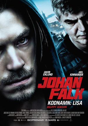 Affisch för Johan Falk: Kodnamn: Lisa