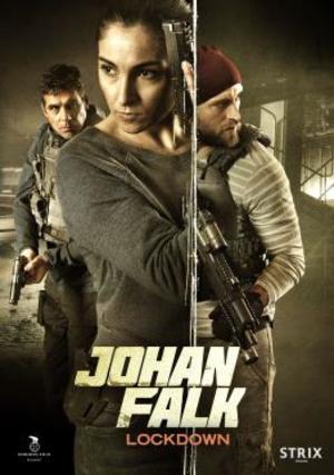 Affisch för Johan Falk: Lockdown