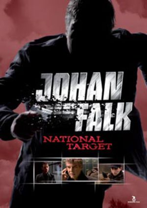Affisch för Johan Falk: National Target