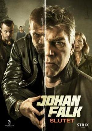 Affisch för Johan Falk: Slutet