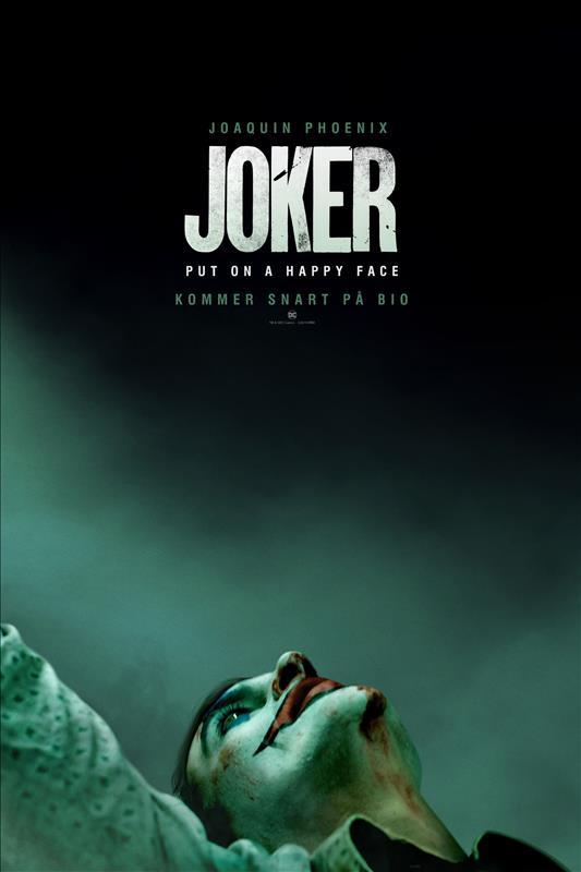 Affisch för Joker
