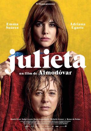 Affisch för Julieta