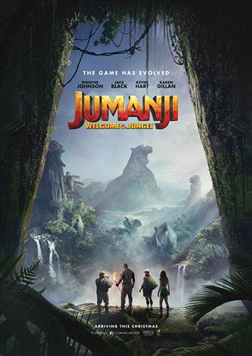 Affisch för Jumanji: Welcome To The Jungle