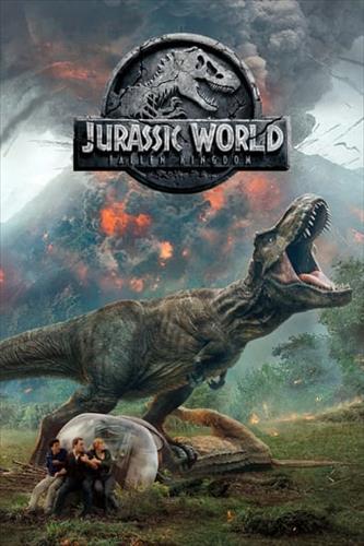 Affisch för Jurassic World: Fallen Kingdom