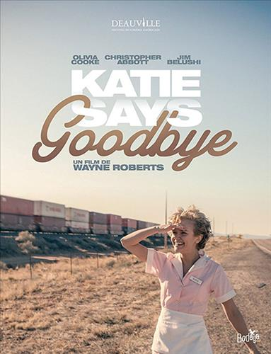 Affisch för Katie Says Goodbye
