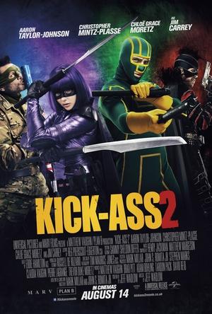 Affisch för Kick-Ass 2