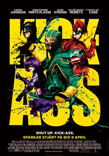 Affisch för Kick-Ass