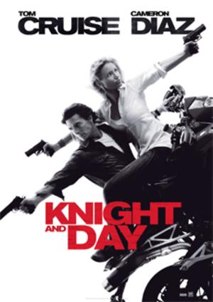 Affisch för Knight And Day