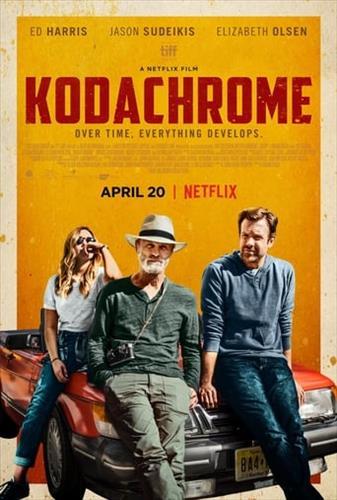 Affisch för Kodachrome