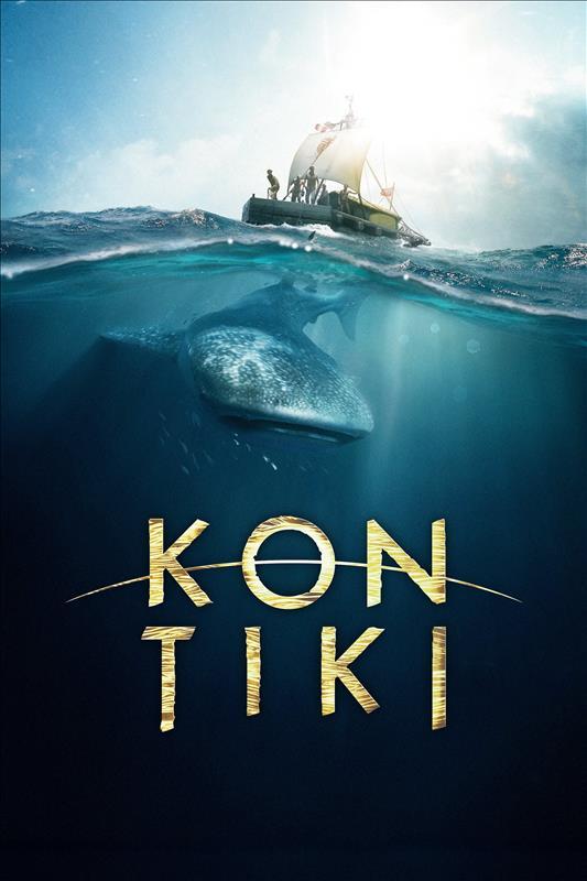 Affisch för Kon-Tiki