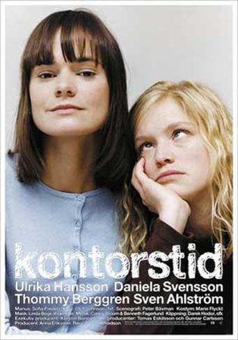 Affisch för Kontorstid