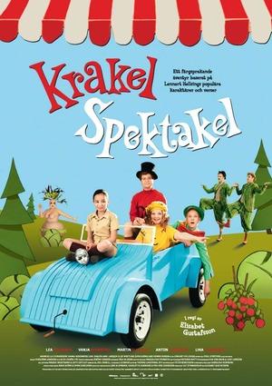 Affisch för Krakel Spektakel