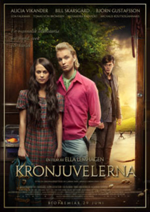Affisch för Kronjuvelerna