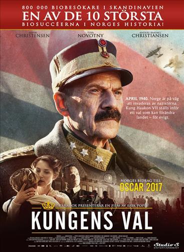 Affisch för Kungens Val