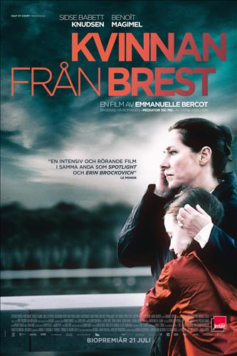 Affisch för Kvinnan Från Brest