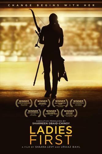 Affisch för Ladies First