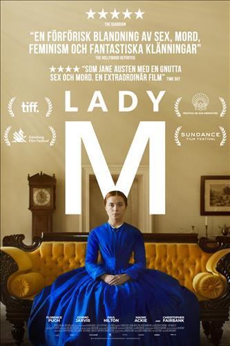 Affisch för Lady M