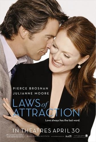 Affisch för Laws Of Attraction