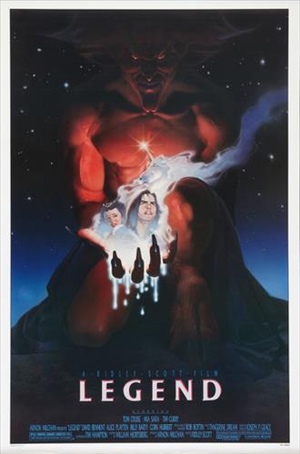 Affisch för Legenden: Mörkrets Härskare