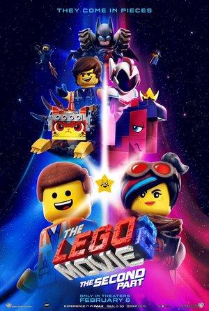 Affisch för LEGO-Filmen 2