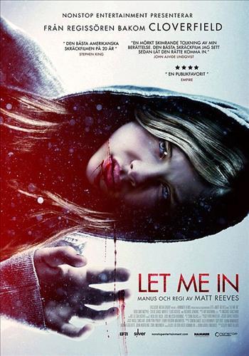 Affisch för Let Me In
