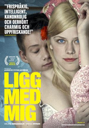 Affisch för Ligg Med Mig