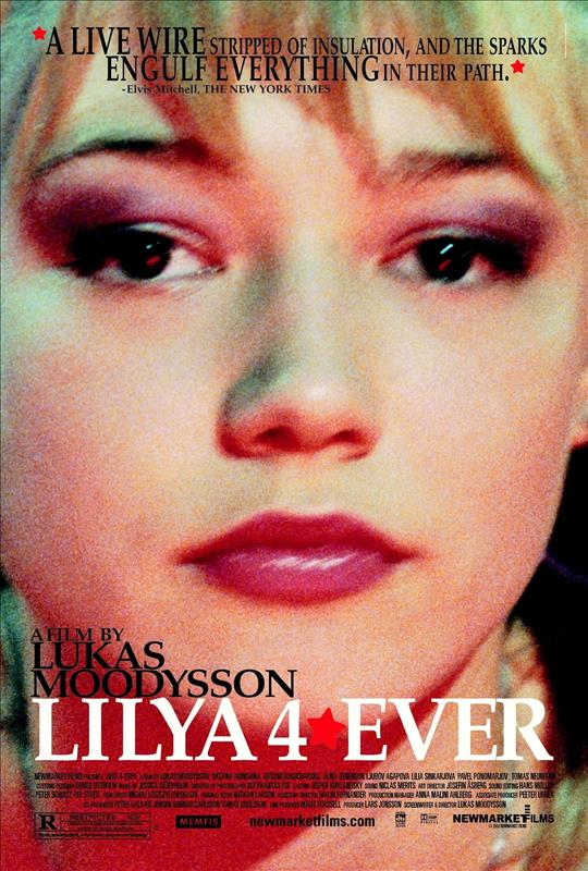 Affisch för Lilja 4-Ever