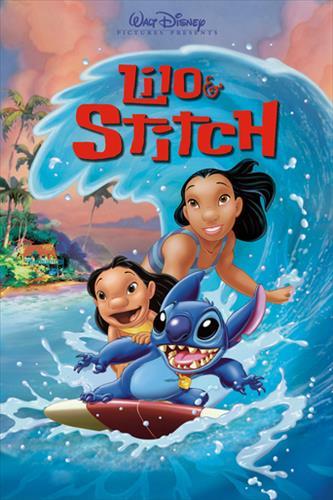 Affisch för Lilo & Stitch