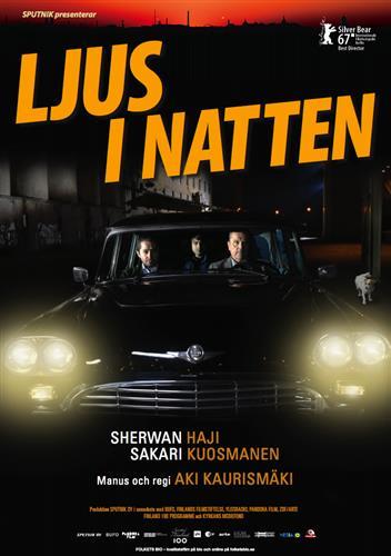 Affisch för Ljus I Natten