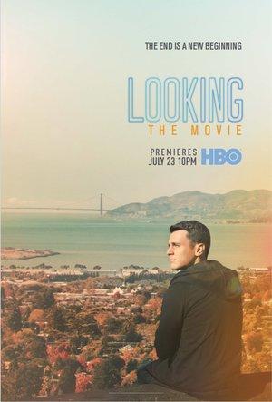 Affisch för Looking: The Movie