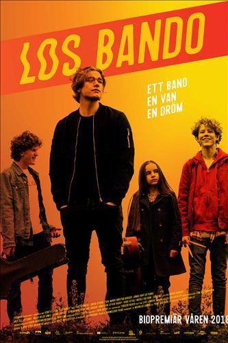 Affisch för Los Bando