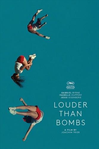 Affisch för Louder Than Bombs