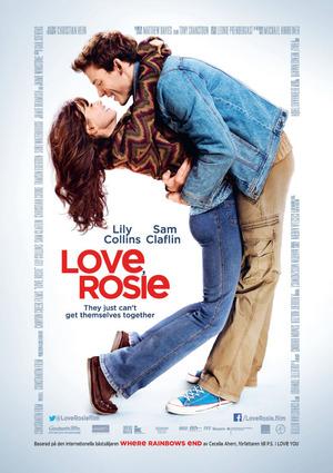 Affisch för Love, Rosie