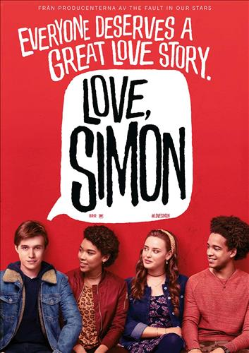 Affisch för Love, Simon
