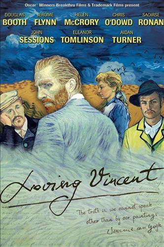 Affisch för Loving Vincent