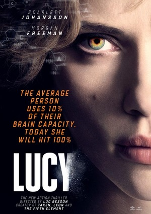 Affisch för Lucy