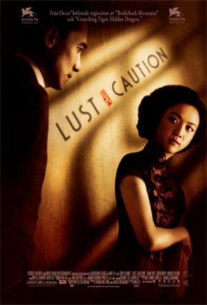 Affisch för Lust, Caution