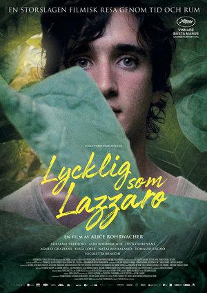 Affisch för Lycklig Som Lazzaro